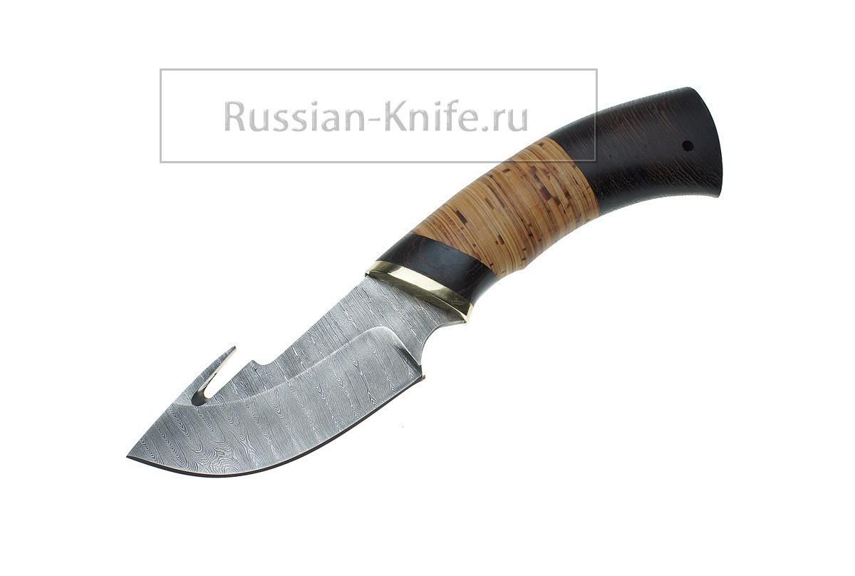 Нож носорог дамасская сталь