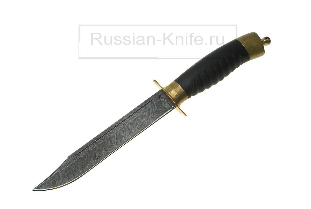 Нож р 2 дамасская сталь