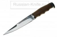 Нож Солдат-1, сталь 95х18, венге