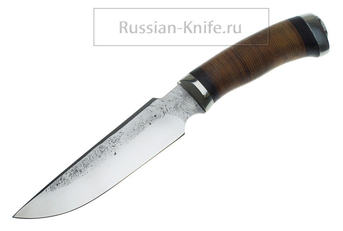 Нож Егерь, булатная сталь