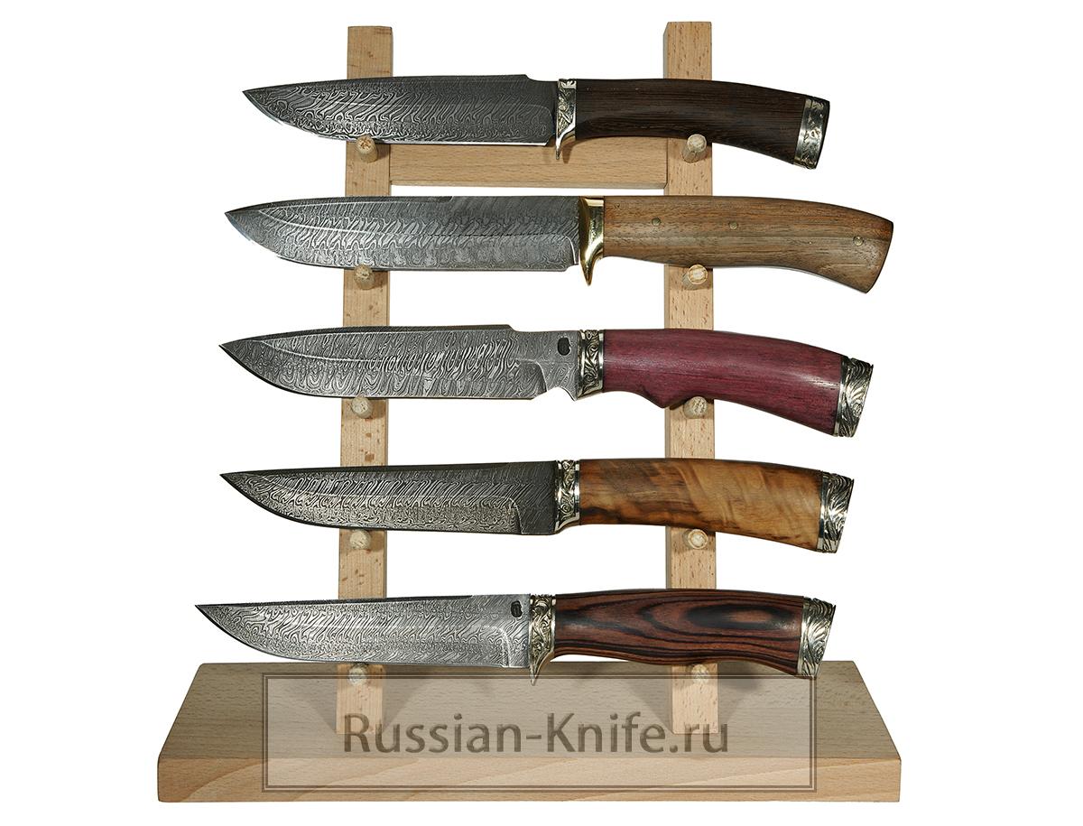 Как сделать подставку для ножей из дерева своими 100