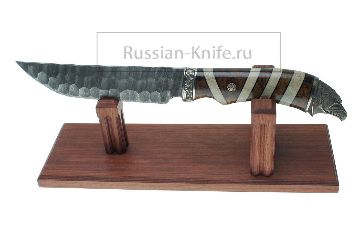 Подставка под кухонные ножи своими руками