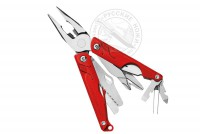 Мультитул Leatherman Leap, #831842, красный
