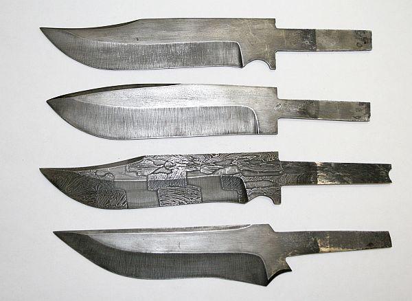 Лезвие для ножа своими руками