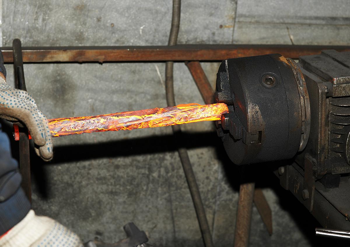 Каталог - Клинки для ножей из дамасской стали