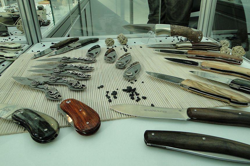 Московская международная выставка ARMS & Hunting 2013 - фотоотчет магазина Русские Ножи