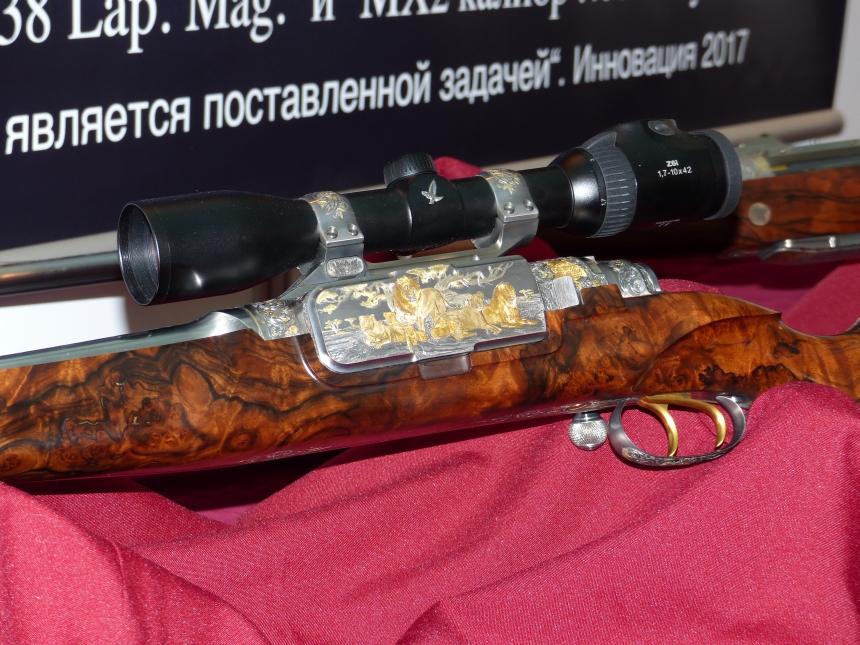 Московская международная выставка ARMS & Hunting 2016 - фотоотчет магазина Русские Ножи