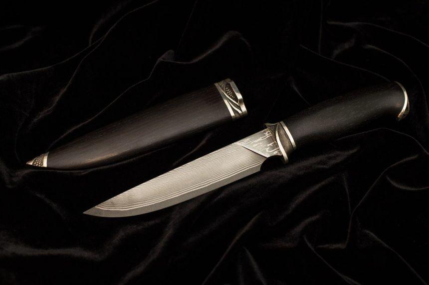Чебурков А.И. нож