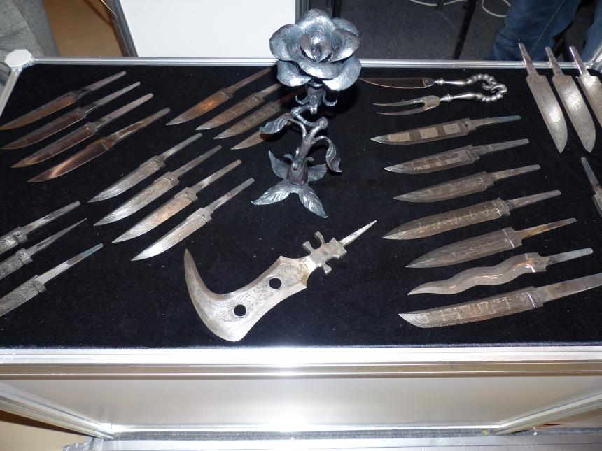 40-ая международная выставка Охота и рыболовство на Руси - фотоотчет магазина Русские Ножи