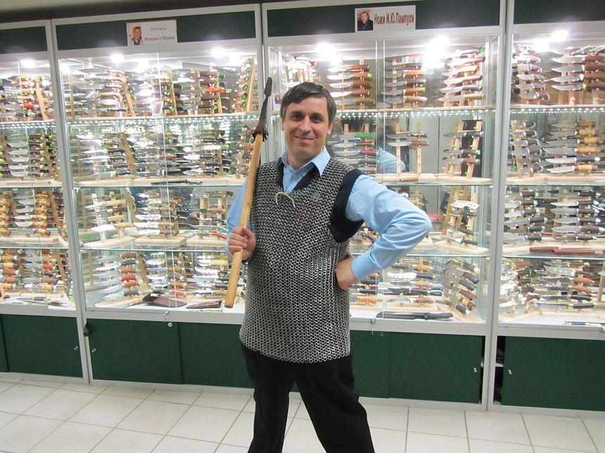 Офис магазина Русские Ножи